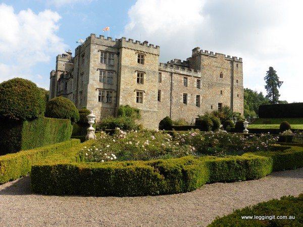 Chillingham Castle England