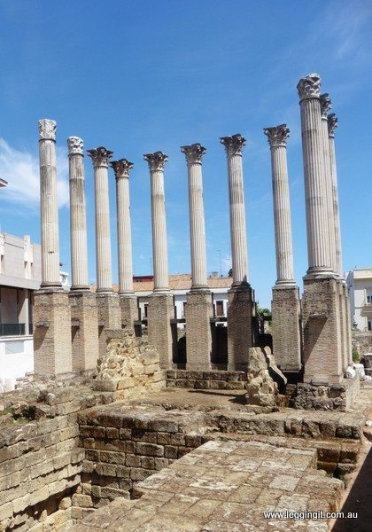 Córdoba Roman Temple