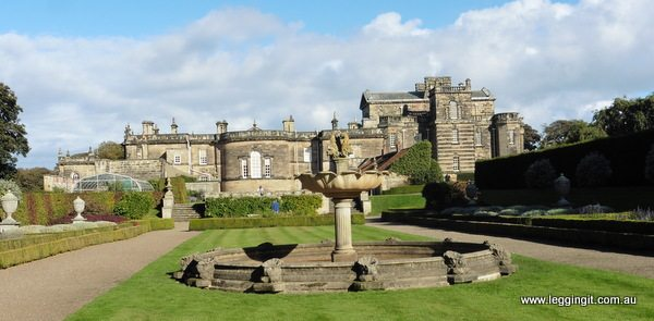 Seaton Delaval Hall England