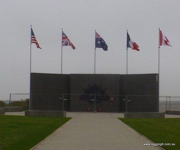 Australian battlefields on the Somme.