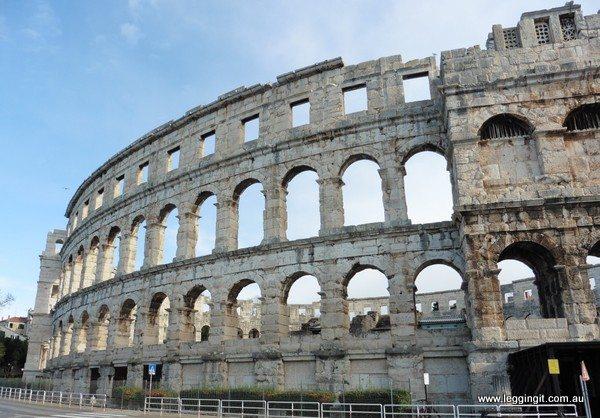 Pula Colosseum