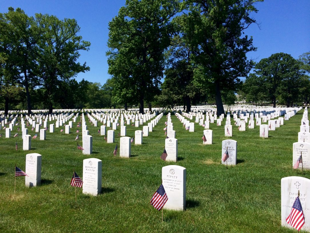 Arlington National Cemetery, Virginia, photo: FuninFairfaxVA.com