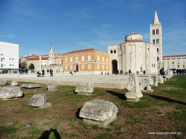 Church of St Donatus Zadar