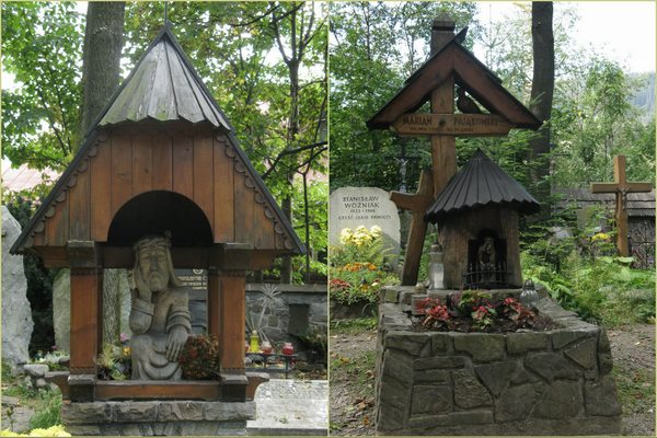 Cemetery, Zakopane