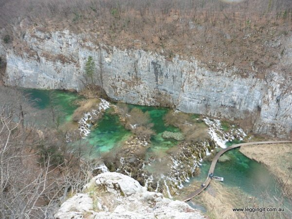 Plitvice Lakes off season