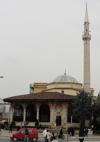 Walking Tour of Tirana, Albania