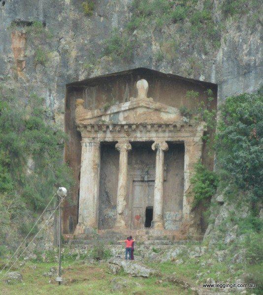 Rock Tomb Fethiye