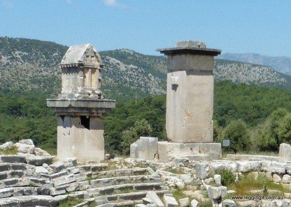 Harpy Tomb Xanthos