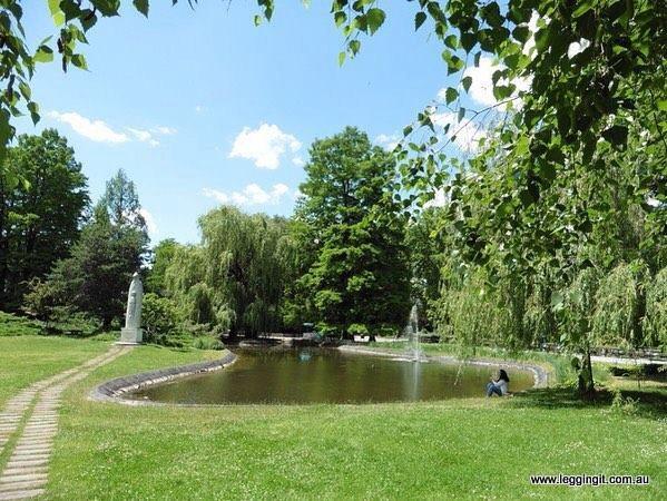 Danuv Park Novi Sad