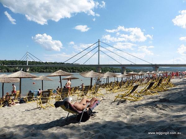 City Beach Novi Sad