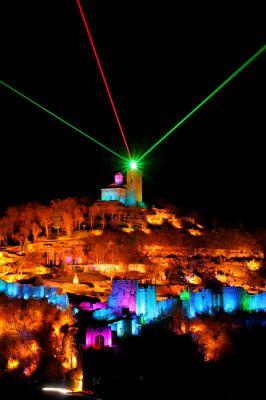 Photo courtesy of http://www.velikoturnovo.info/en/sound-and-light/
