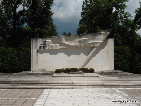 Tomb of the People's Heroes