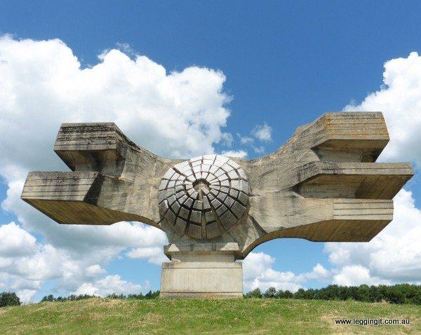Podgarić monument