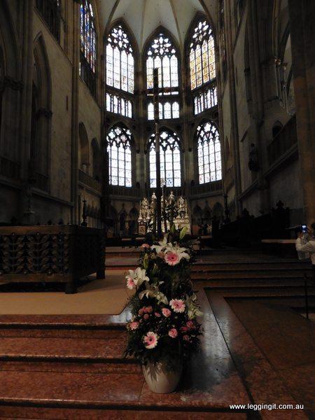 St Peter's Cathedral Regensburg