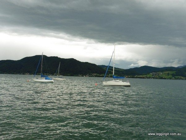 Lake Attersee Austria