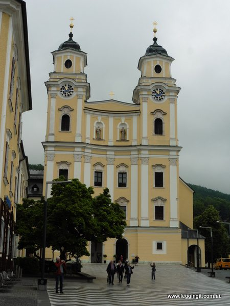 The Collegiate Church of St Michael,