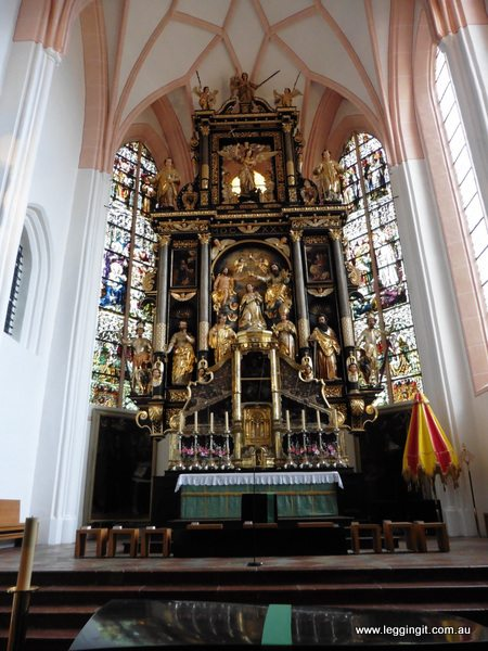 Basilica of St Michael, Mondsee