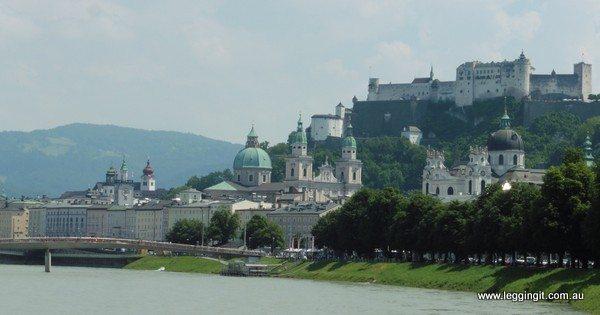 Mozart Bridge Salzburg