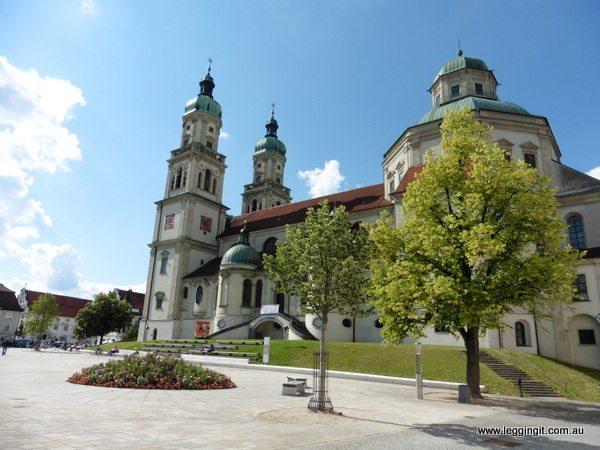 St Lorenz Basillica Kempten Germany