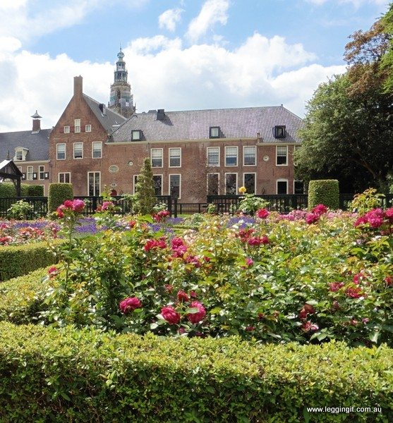 Prinsenhof Gardens Groningen The Netherlands