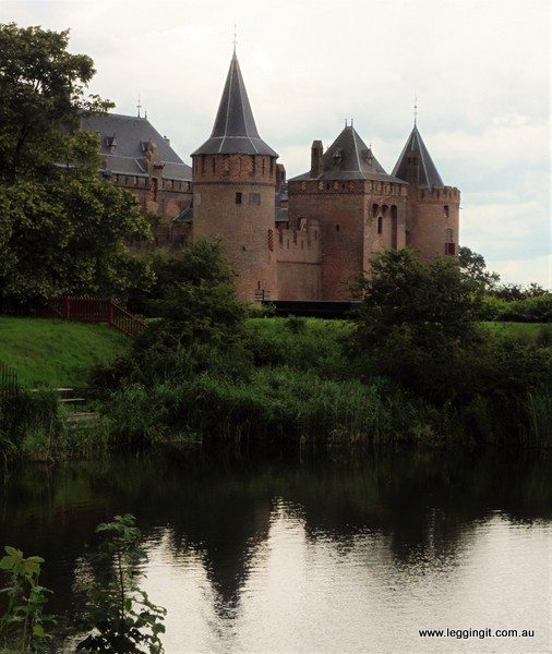 Muiden Castle (Muiderslot) The Netherlands
