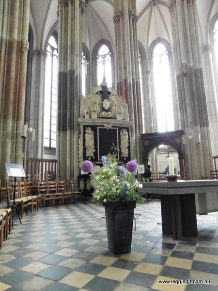 St Martins Cathedral Ultrecht The Netherlands