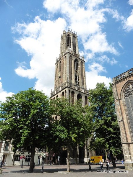 Utrecht Bell Tower The Netherlands