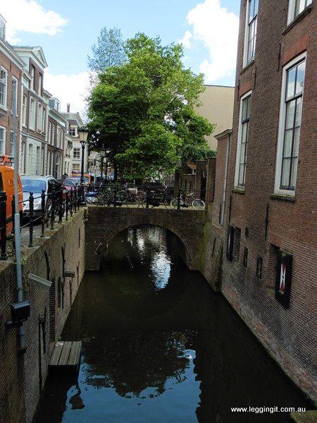 Kromme Nieuwegracht Utrecht The Netherlands