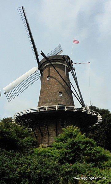 Molen Van Piet Alkmaar The Netherlands