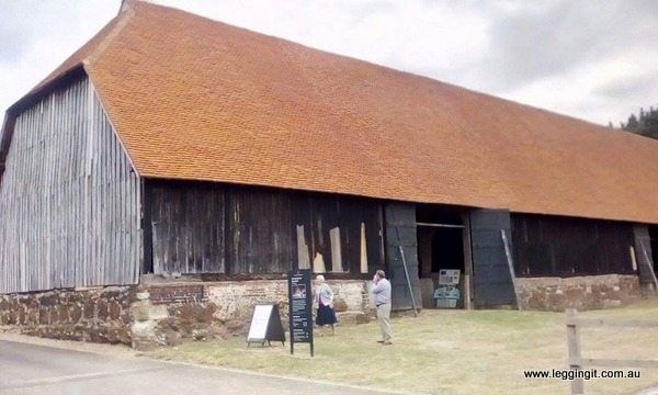 Harmondsworth Great Barn