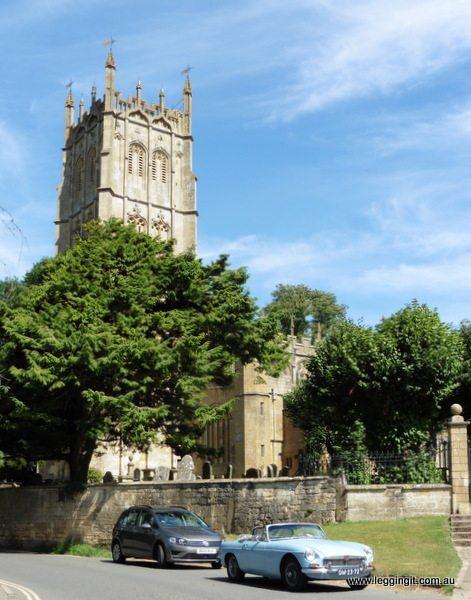 St James Church Chipping Camden
