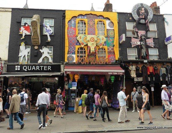 Camden England