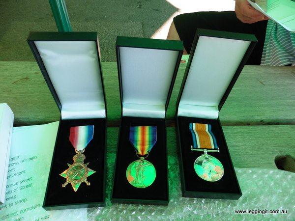 Medals Engelfeld Green