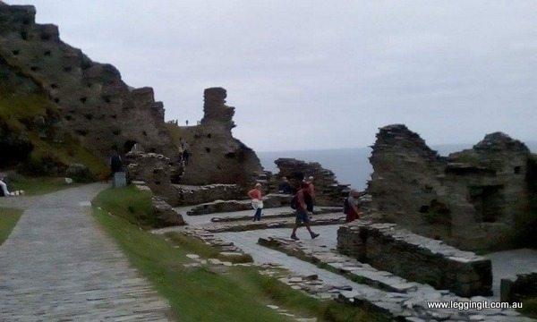Tintagel Castle England