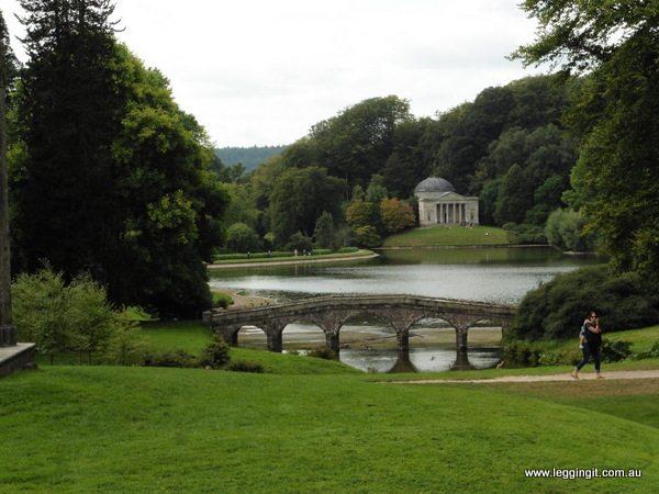 Stourhead Gardens England
