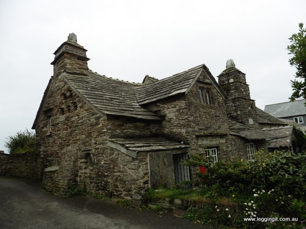 Old Post Office Tintagel England