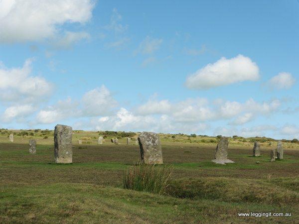 Bodmin Moor England