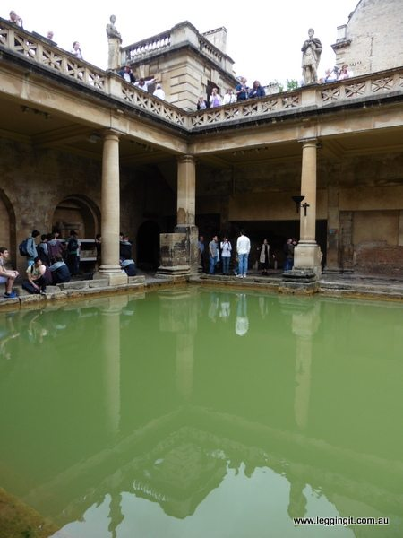 Roman Baths Bath