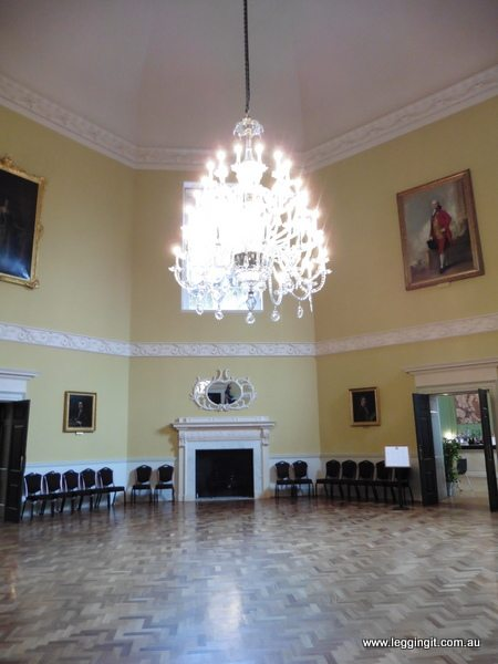 Bath Assembly Rooms England