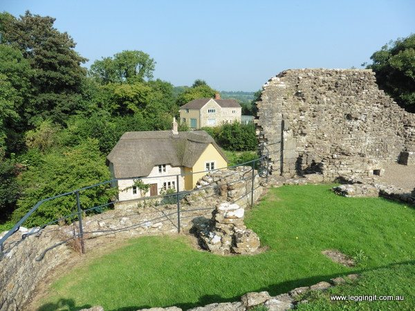 Fairleigh Hungerford Castle England