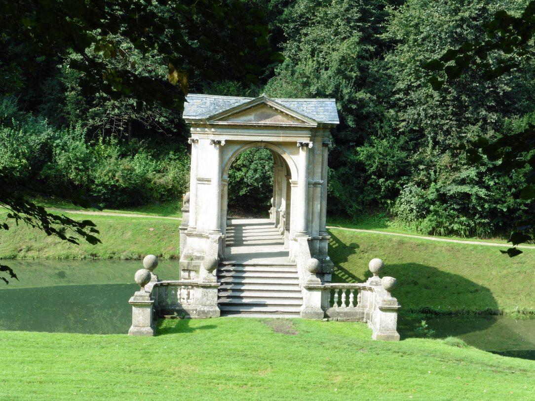 Prior Park Landscape Gardens England