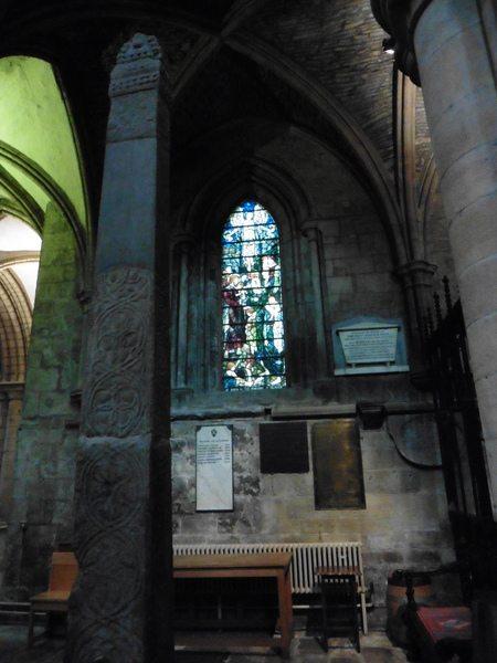 Hexham Abbey England
