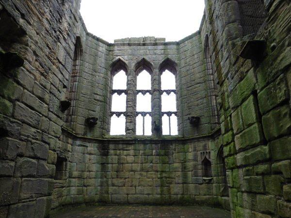 Warkworth Castle England