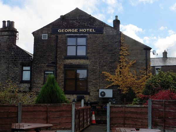 George Hotel Hayfield