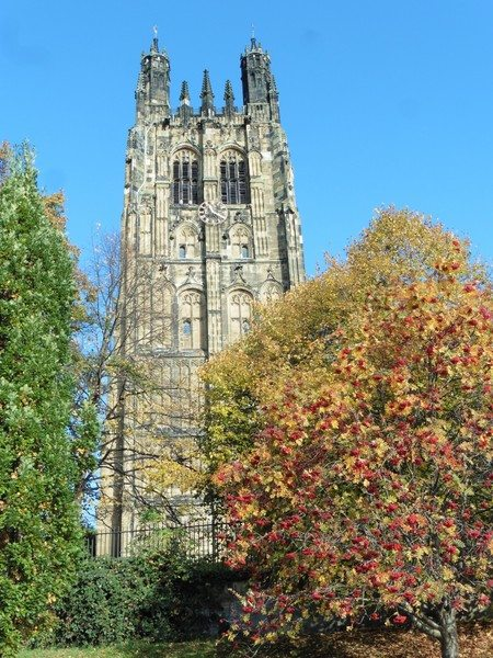 St Giles Wrexham Church