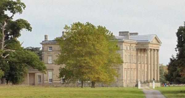 Attingham Park England