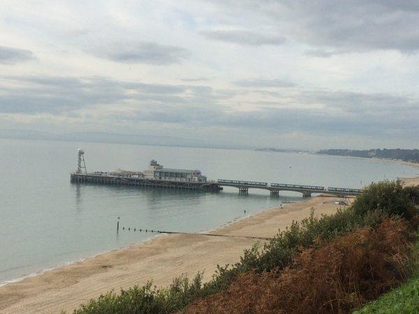Bournemouth Pier England