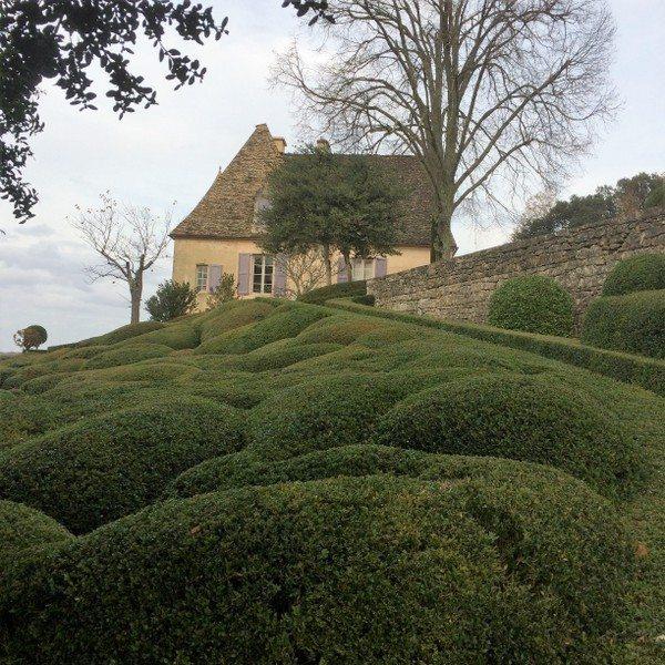 Château de Marqueyssac at Vézac France