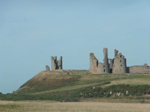 Dunstanburgh Castle England