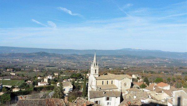 Bonnieux Provence France